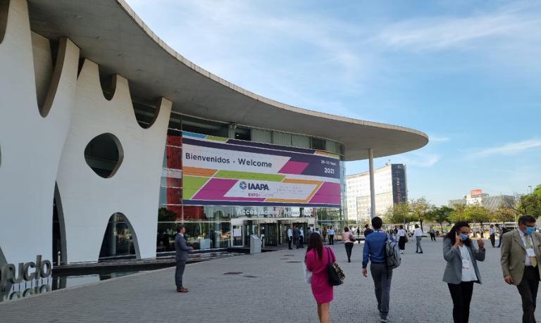 С 27 по 30 сентября в Барселоне прошла международная выставка IAAPA Expo Europe 2021