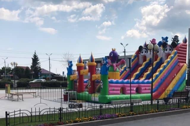 В Заводоуковске владельца батутов оштрафовали на 10 тысяч рублей