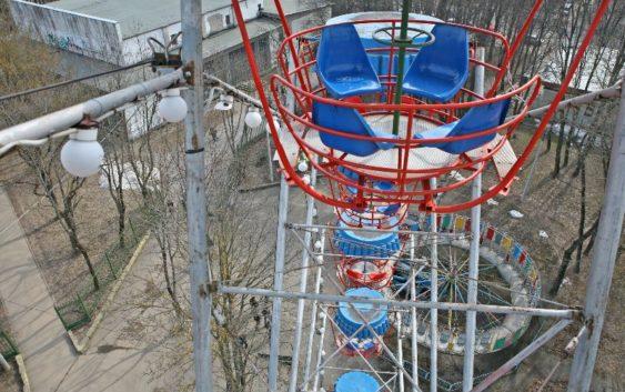 Смоленское колесо обозрения демонтируют осенью