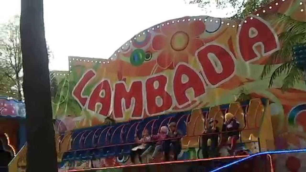 Аттракцион Ламбада